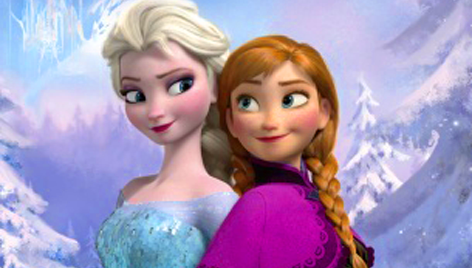 Frozen features royal sisters, a newly coronated queen, Elsa, and ...
