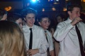 Sophomores Will Stack, Ben Aidt and Alex Grant dance the night away.